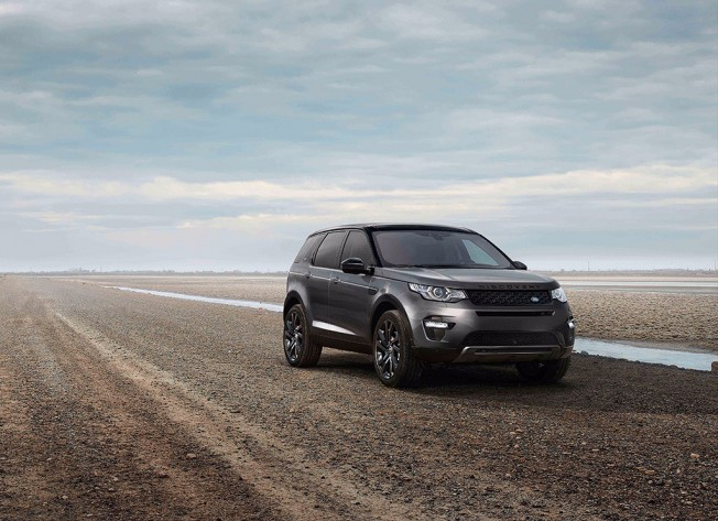 Land Rover Discovery Sport Black LE