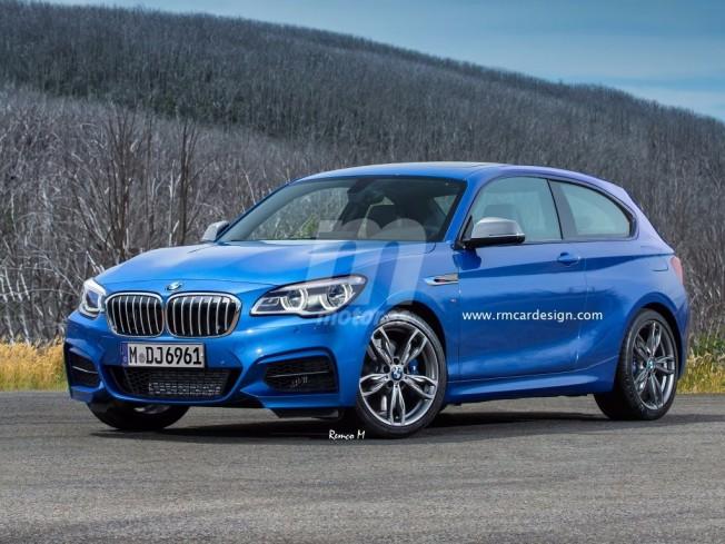 Bmw Prepara Un Nuevo Utilitario Para Rivalizar Con El Audi A1 Motores