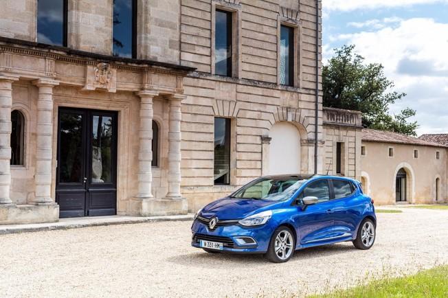 Renault Clio 2016