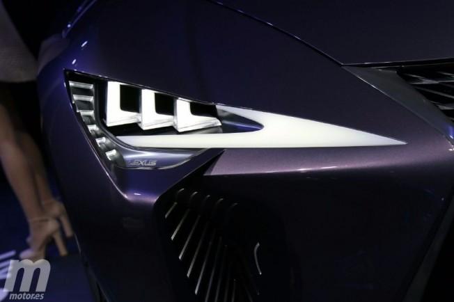 Lexus UX Concept - frontal
