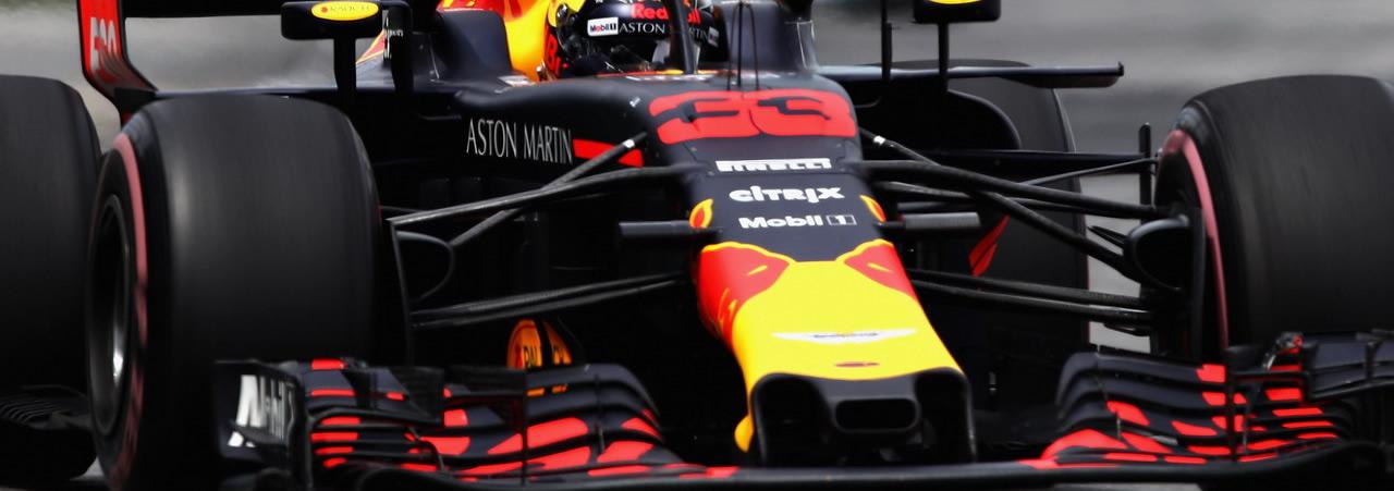 Max Verstappen: foto panorámica