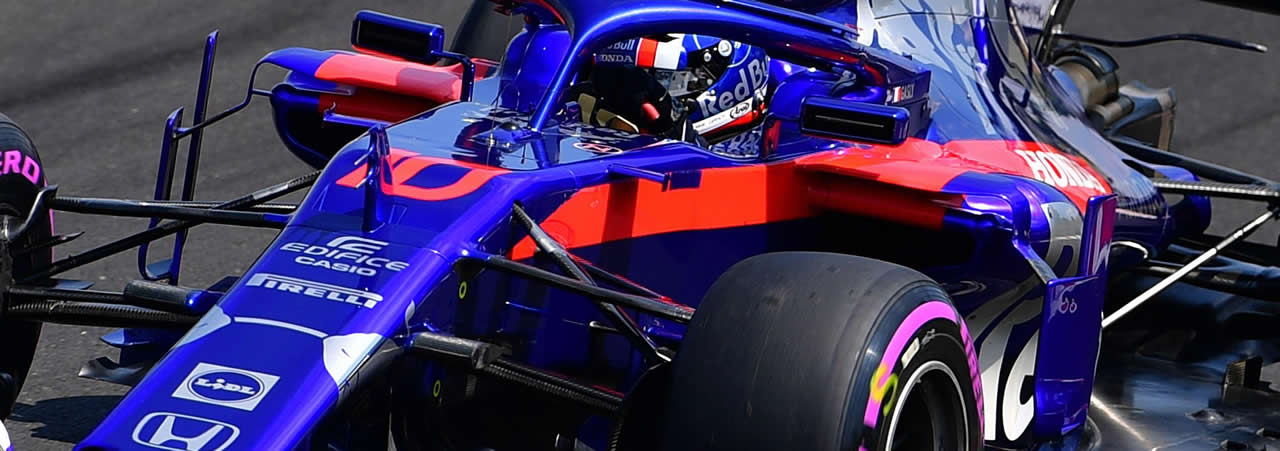 Pierre Gasly: foto panorámica