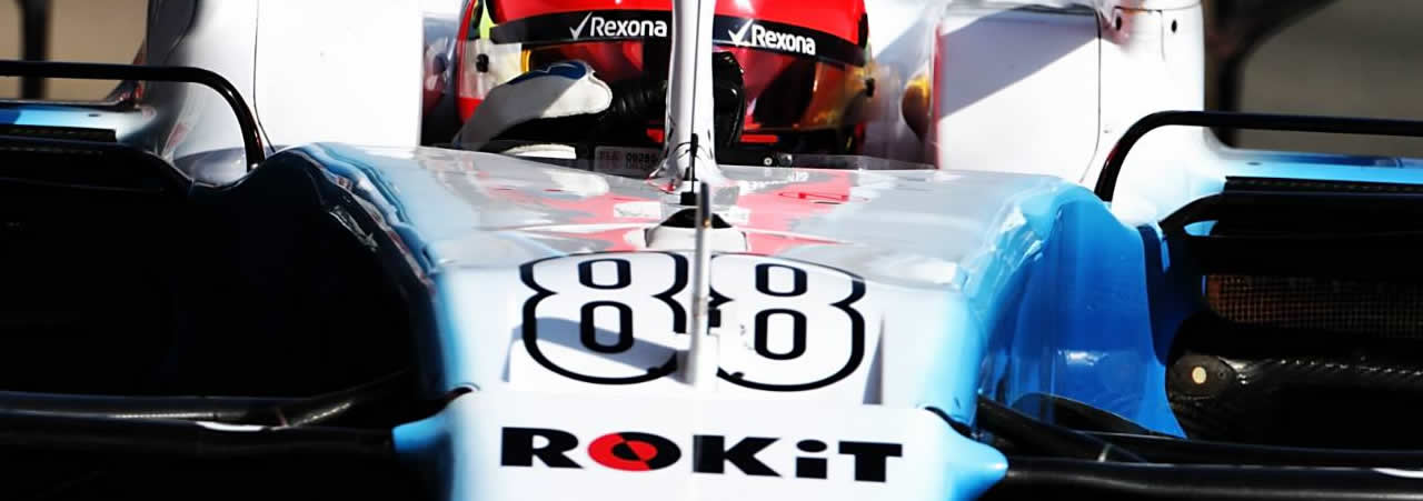 Robert Kubica: foto panorámica