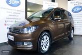 Volkswagen Touran 1.6 TDI 110cv ADVANCE 7 PLAZAS segunda mano