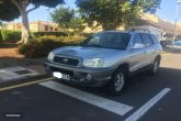 Hyundai Santa Fe 2.0 CRDI GLS segunda mano