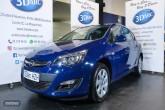 Opel Astra 1.7 CDTI 110cv BUSINESS segunda mano