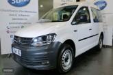 Volkswagen Caddy KOMBI 2.0TDI 75CV PROFESSIONAL segunda mano