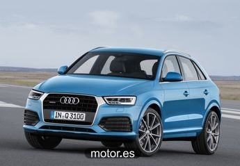 Audi Q3 Q3 2.0TDI Sport edition 88kW nuevo