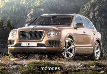Bentley Bentayga nuevo