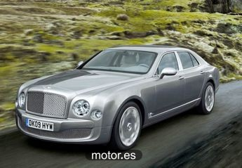 Bentley Mulsanne nuevo