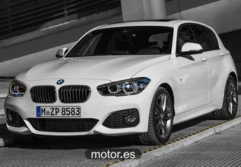 BMW Serie 1 118d nuevo