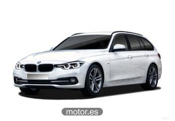 BMW Serie 3 316d Touring nuevo