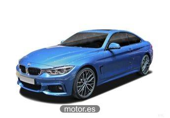 BMW Serie 4 430iA Coupé nuevo