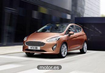 Ford Fiesta nuevo