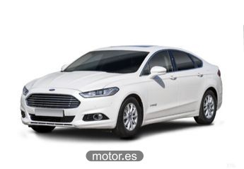 Ford Mondeo Vignale Mondeo Sedán 2.0 HEV nuevo