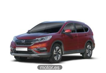 Honda CR-V nuevo