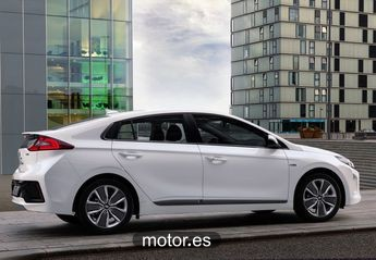 Hyundai Ioniq Ioniq HEV 1.6 GDI Tecno nuevo