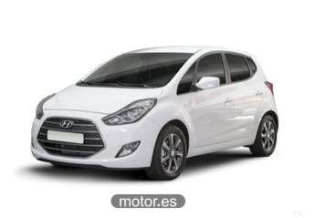 Hyundai ix20 ix20 1.6 MPI BD Tecno Aut. 126 nuevo