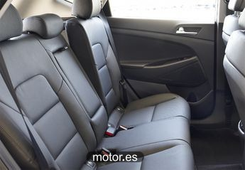 Hyundai Tucson Tucson 1.7CRDI BD Essence 4x2 nuevo