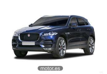 Jaguar F-Pace nuevo