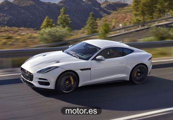 Jaguar F-Type F-Type Coupé 2.0 I4 Aut. 300 nuevo