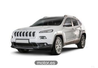 Jeep Cherokee Cherokee 2.2 Multijet Limited 4x4 ADI Aut. 147kW nuevo