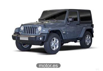 Jeep Wrangler Wrangler 2.8CRD Sahara Aut. nuevo