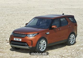 Land-Rover Discovery nuevo