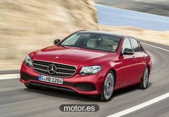 Mercedes Clase E E 220d 9G-Tronic 194 nuevo