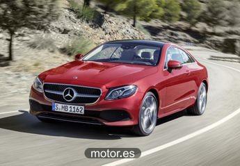Mercedes Clase E E Coupé 220d 9G-Tronic nuevo