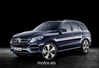 Mercedes Clase GLE GLE 250d 4Matic Aut. nuevo