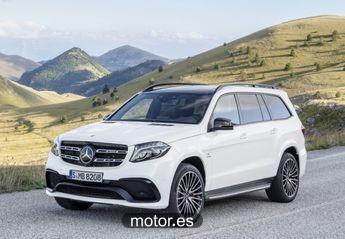 Mercedes Clase GLS nuevo