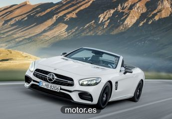 Mercedes Clase SL SL 63 AMG Aut. nuevo