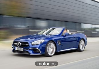 Mercedes Clase SL SL 65 AMG Aut. nuevo