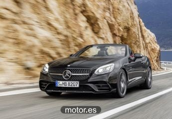 Mercedes Clase SLC nuevo