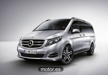 Mercedes Clase V Clase V 200d Largo nuevo