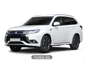 Mitsubishi Outlander nuevo