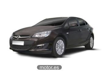 Opel Astra Astra Sedán 1.4T GLP Elegance 140 nuevo