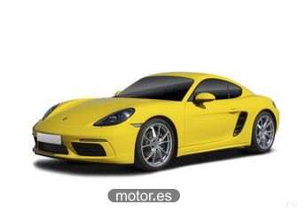 Porsche Cayman Cayman nuevo
