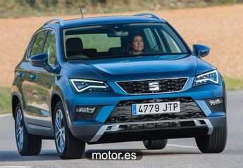 Seat Ateca Ateca 1.6TDI CR S&S Ecomotive Reference nuevo