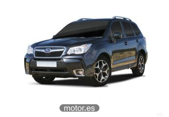 Subaru Forester Forester 2.0 XT Executive Plus CVT nuevo