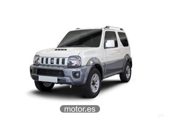 suzuki jimny todos los precios ofertas y versiones. Black Bedroom Furniture Sets. Home Design Ideas