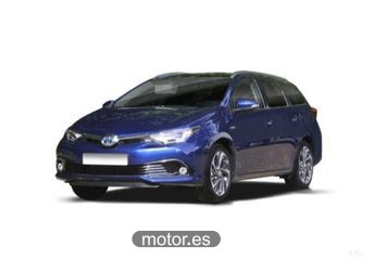 toyota auris nuevo ofertas en toyota auris. Black Bedroom Furniture Sets. Home Design Ideas