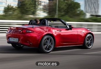 Mazda MX-5 MX-5 1.5 Origin Soft Top nuevo