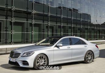 Mercedes Clase S nuevo