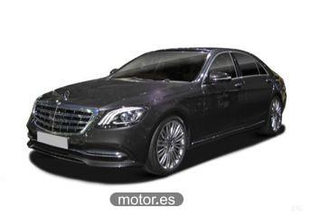 Mercedes Clase S S 63 AMG 4M Largo Aut. nuevo