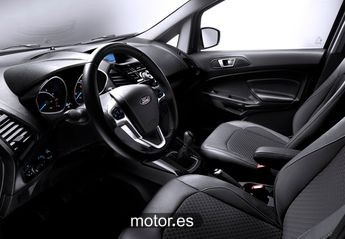 Ford EcoSport EcoSport 1.0 EcoBoost Titanium 125 nuevo