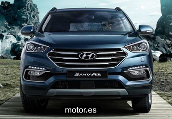 Hyundai Santa Fe Santa Fe Tm 2.2CRDi Tecno SR 4x4 Aut. nuevo
