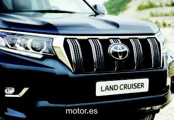 Toyota Land Cruiser Land Cruiser D-4D GX nuevo