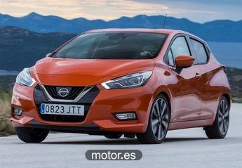Nissan Micra Micra IG-T Orange Vibes 100 nuevo